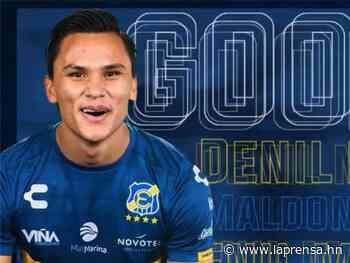 Video: Denil Maldonado anotó su primer gol en el fútbol de Chile - La Prensa de Honduras