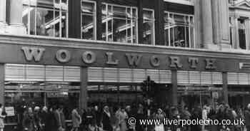 How the UK's first Woolworths opened in Liverpool's Church Street