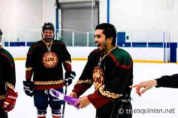 'We want to meet your expectations': Fredericton LUG hockey - The Aquinian