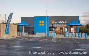 Greggs: Scotland's first Greggs drive-thru opens in Midlothian | Edinburgh News - Edinburgh News