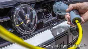 Rolle rückwärts bei VW: Mitarbeiter dürfen keine Elektro-Dienstwagen mehr fahren