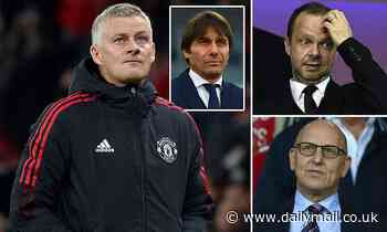 Ole Gunnar Solskjaer fighting for United job as Antonio Conte emerges as frontrunner