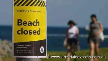 Vic has 1510 COVID-19 cases, four deaths - Armidale Express