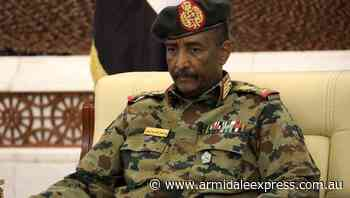 US condemns Sudan coup, suspends aid - Armidale Express