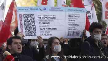 Kavala's jailing 'inexplicable' wife says - Armidale Express