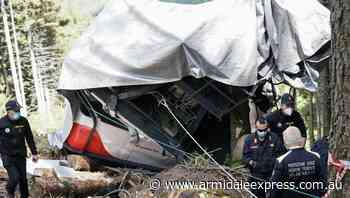 Israeli court rules on cable car crash boy - Armidale Express