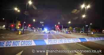 Police at scene on Alan Turing Way following reports of 'potentially serious collision'