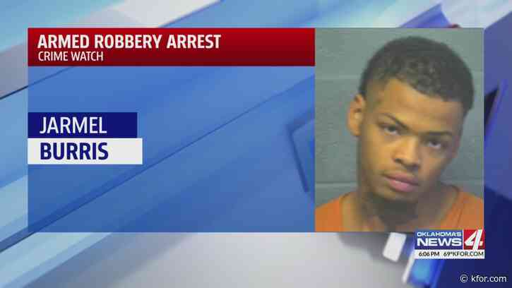 19-year-old suspect arrested after Oklahoma dispensary robbed at gunpoint