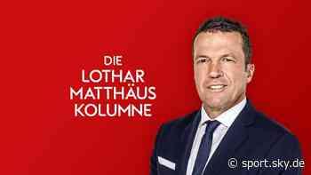 Kolumne: Matthäus über Wolfsburg, van Bommel und Liverpool - Sky Sport
