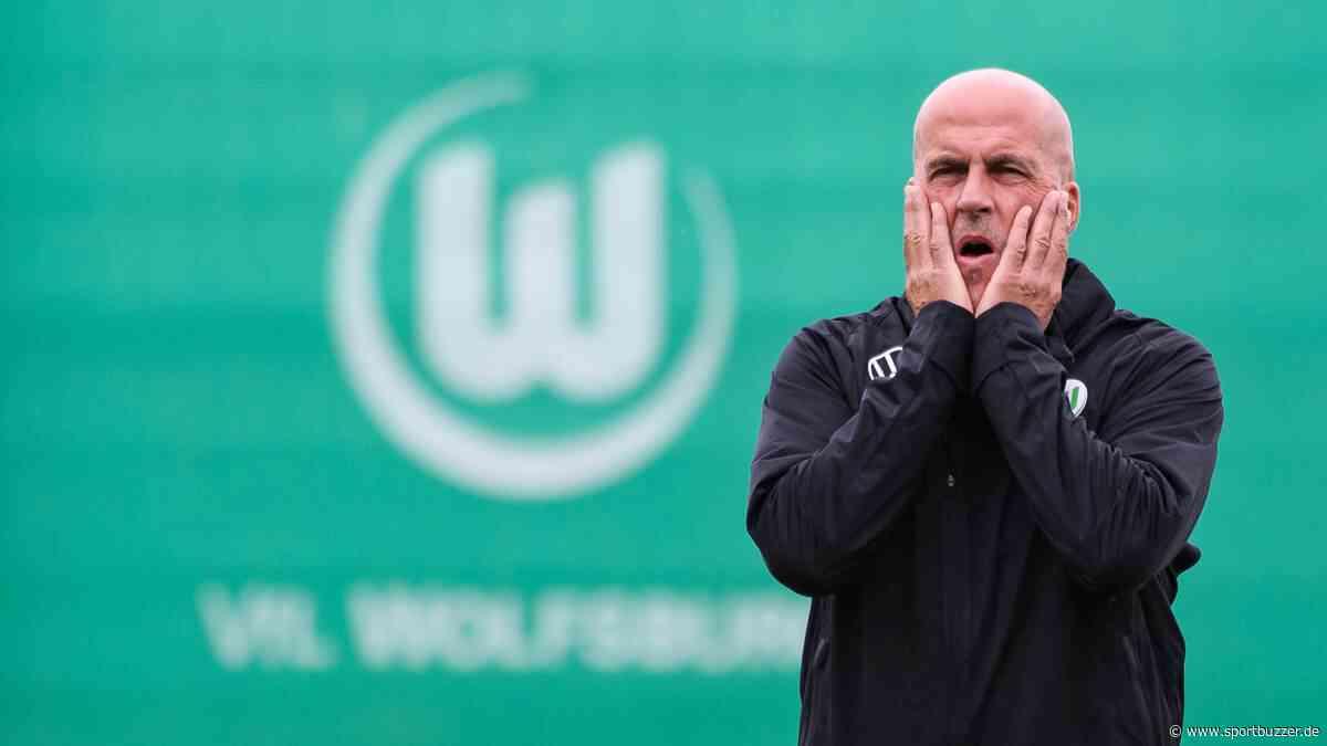 Mini-Einheit mit Mini-Kader: Frontzecks erstes Training als Wolfsburg-Chef - Sportbuzzer