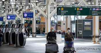 False positive COVID-19 test halts B.C. man's Vegas vacation