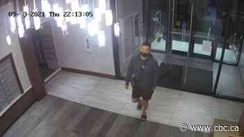 Vancouver police release surveillance video of man they believe was kidnapped