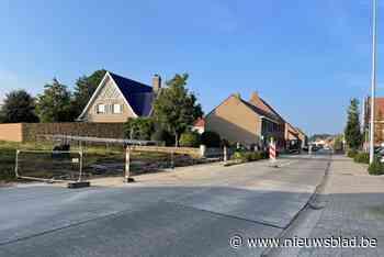 Na jaren eindelijk gedaan met oplapwerk: waterleidingen in Nieuwenhove worden aangepakt