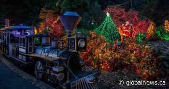 Stanley Park Christmas train, VanDusen festival set to return for 2021