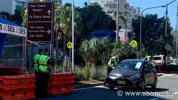Community cries out for checkpoint end date as wait times threaten jobs