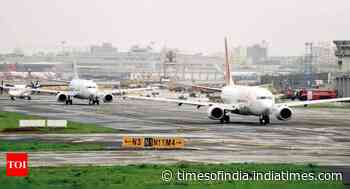Now, Mumbai city airport traffic just 20% short of pre-Covid level - Times of India