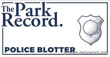 Park City police blotter: Traffic stops made, including a 67 mph speeding case - The Park Record