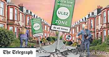 Britain's new road rage: how traffic rules are tearing our neighbourhoods apart - The Telegraph