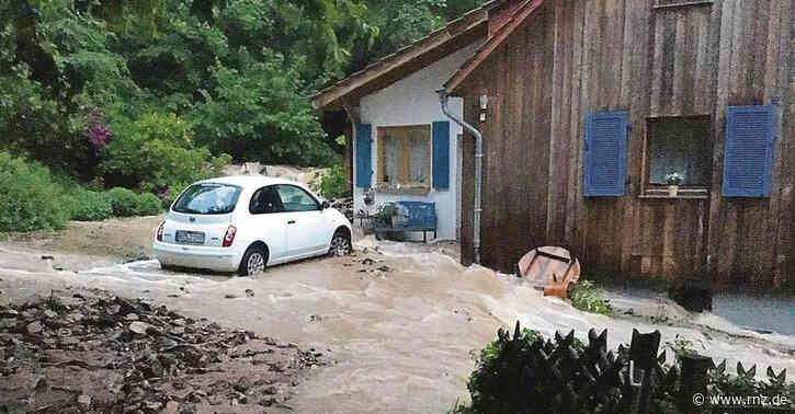 Heidelberg:  Starkregen gefährdet die Hangstadtteile