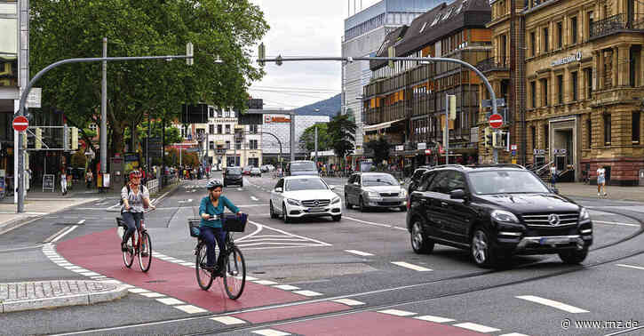 Heidelberg:  Radspur für die Rohrbacher Straße?