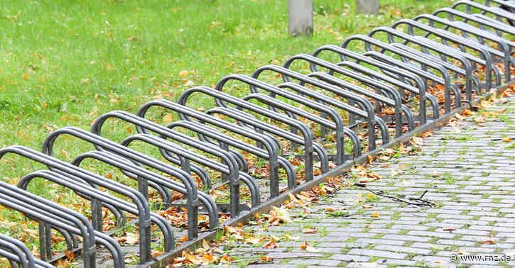 Heidelberg:  Fahrradständer für den Angelweg
