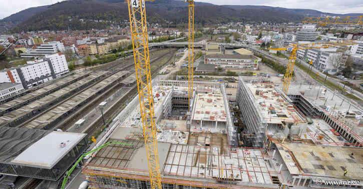 Heidelberg:  Neue Straße für die Bahnstadt