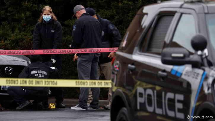 2 killed in Idaho shopping mall shooting, gunman & responding officer both injured in shootout, as motives remain unknown