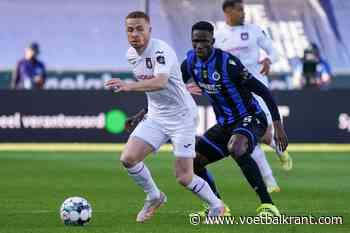 Adrien Trebel laat zich opvallen bij beloften Anderlecht