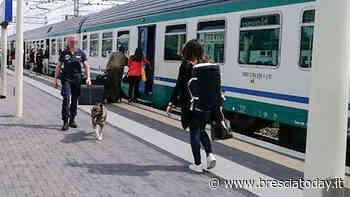 Senza biglietto, minacciano il controllore e costringono il treno a fermarsi - BresciaToday