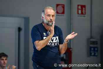 Agribertocchi: esonerato coach Corbani, in arrivo Bulleri - Giornale di Brescia