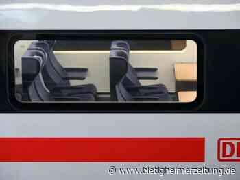 Verkehr: Weihnachten: Bahn will Zehntausende mehr Sitzplätze anbieten - Bietigheimer Zeitung