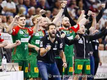 Handball-Bundesliga: SC Magdeburg gewinnt Spitzenspiel beim THW Kiel - Bietigheimer Zeitung