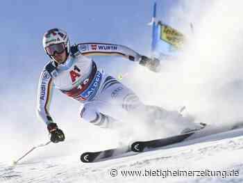 Weltcup in Sölden: Deutsche Skifahrer verpassen Top-Ten – Odermatt gewinnt - Bietigheimer Zeitung