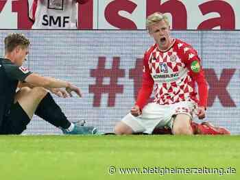 Bundesliga: Nebensache: Burkardt bewirbt sich bei Bundestrainer Flick - Bietigheimer Zeitung