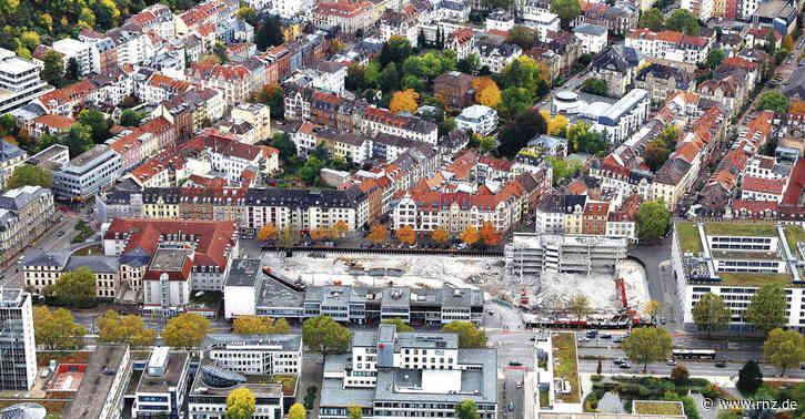 Heidelberg:  Weißes Loch in der Weststadt statt Bauhaus (plus Fotogalerie)