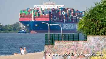 Lieferprobleme: Deutsche Exporteure im Herbstblues