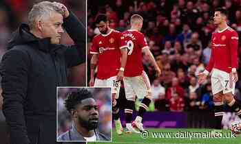 Micah Richards says he feels sorry for Ole Gunnar Solskjaer, even though he's 'out of his depth'