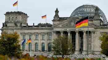 Livestream ab 11 Uhr: So läuft die erste Sitzung des Bundestags ab