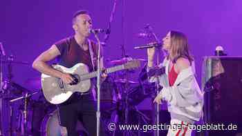 """""""2 Become 1"""": Spice Girl Mel C freut sich über Duett mit Chris Martin"""
