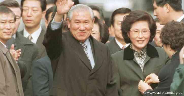 Südkoreas Ex-Präsident Roh Tae Woo gestorben