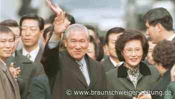 Ex-Präsident Roh Tae Woo gestorben