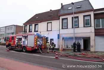 Schouwbrand veroorzaakt zware schade aan woning