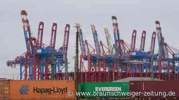Hafenwirtschaft sieht Hamburger Hafen zunehmend unter Druck