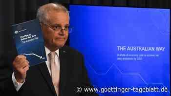 Vor Klimakonferenz: Australien kündigt Nullemissionsziel bis 2050 an