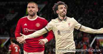 Mohamed Salah debunks 'scared' Luke Shaw claim with Liverpool masterclass vs Manchester United