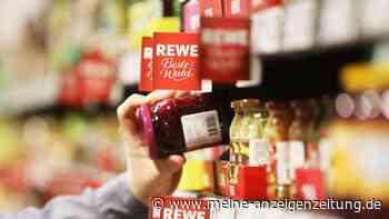 Rewe: Zettel in Filiale deutet auf Lieferengpässe hin – Supermarkt reagiert