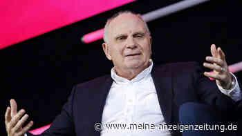 """Bayern-Macher Hoeneß teilt gegen Reporter aus: """"Sie sind doch verantwortlich für den Tsunami"""""""