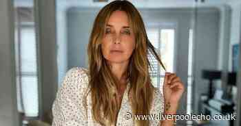 Louise Redknapp 'putting on brave face' after Jamie's wedding