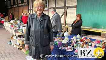 """Auf Meinersens """"kuriosem Flohmarkt"""" wird Altes zu neuer Kunst"""