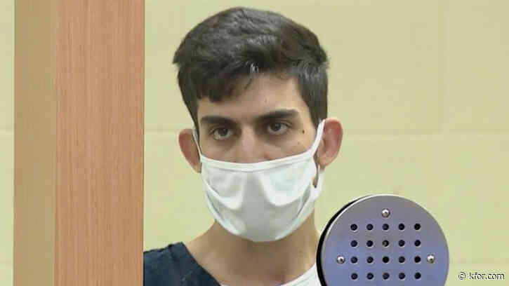 TikTok star accused of killing wife, her companion in high-rise shooting